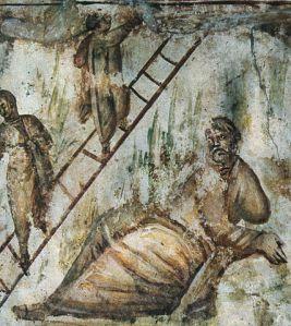 428px-Catacomb_Via_Latina_Jacob_ladder