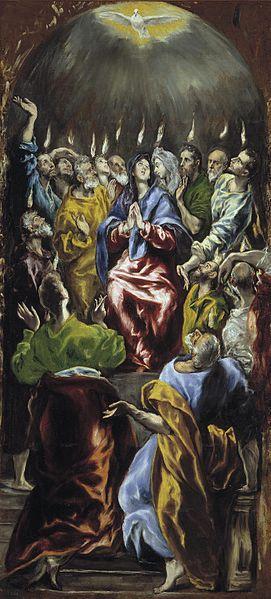 271px-Pentecostés_(El_Greco,_1597)